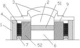 CN205991706U_一种高聚热型窑炉顶 专利基本信息(图1)