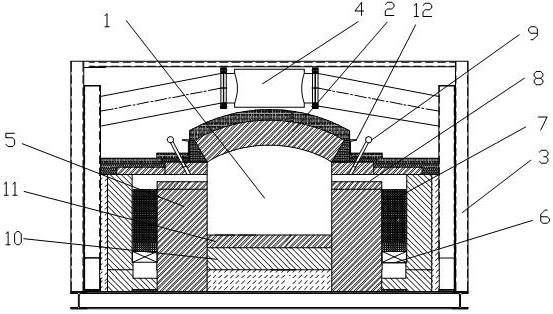 CN206109491U_一种锻钢用窑炉 专利基本信息(图1)